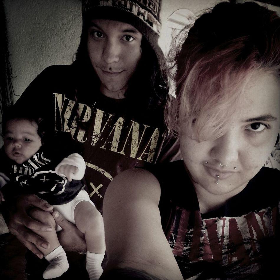 My Favourite Band. Hello World Baby Rock Happy Baby <3
