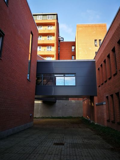 Architecture Building Exterior Built Structure Day No People Outdoors Residential Building Sky