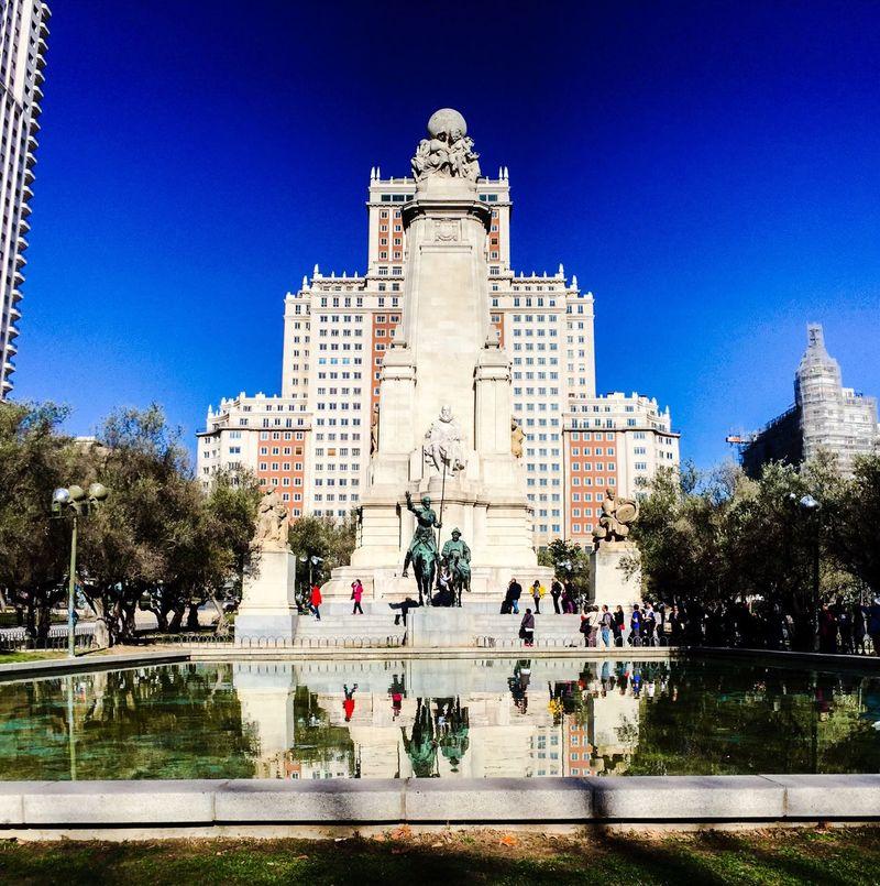 Madrid Beautiful Traveling Gardens