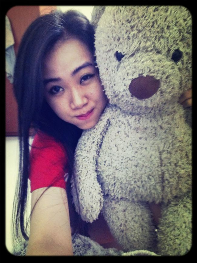 teddy poo^^ Having Fun