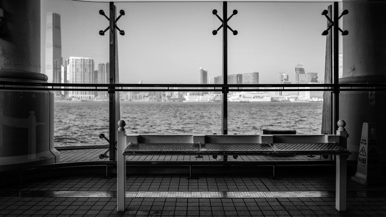 bench EyeEmNewHere Minimalist Architecture EyeEm Gallery Taking Photos Landscape_Collection Moment Of Silence Travelling Photography Architecture Shadow And Light Cityscape Leicaq Blackandwhite Monochrome EyeEm Masterclass Hello World From My Point Of View Beautiful Harbour Life In Motion Walking Around EyeEm Best Shots Cityscapes The City Light Take Photos Moments Of Life