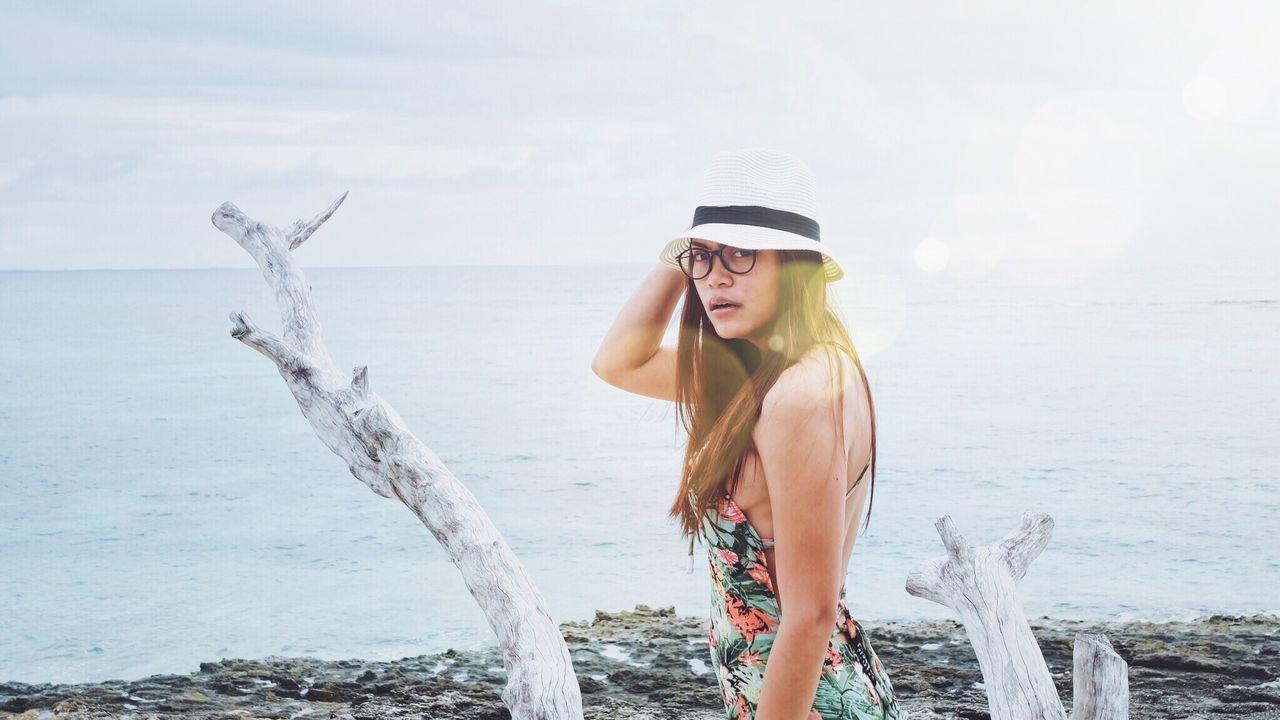 EyeEm Selects sunrise and salty eyes Summer Beach Outdoors Sea Beauty In Nature EyeEm Fujifilm_xseries Fujifilmph EyeEm Gallery EyeEm Best Shots Eyeem Philippines EyeEmMagazine Travel Photography Adventure Philippines Live For The Story