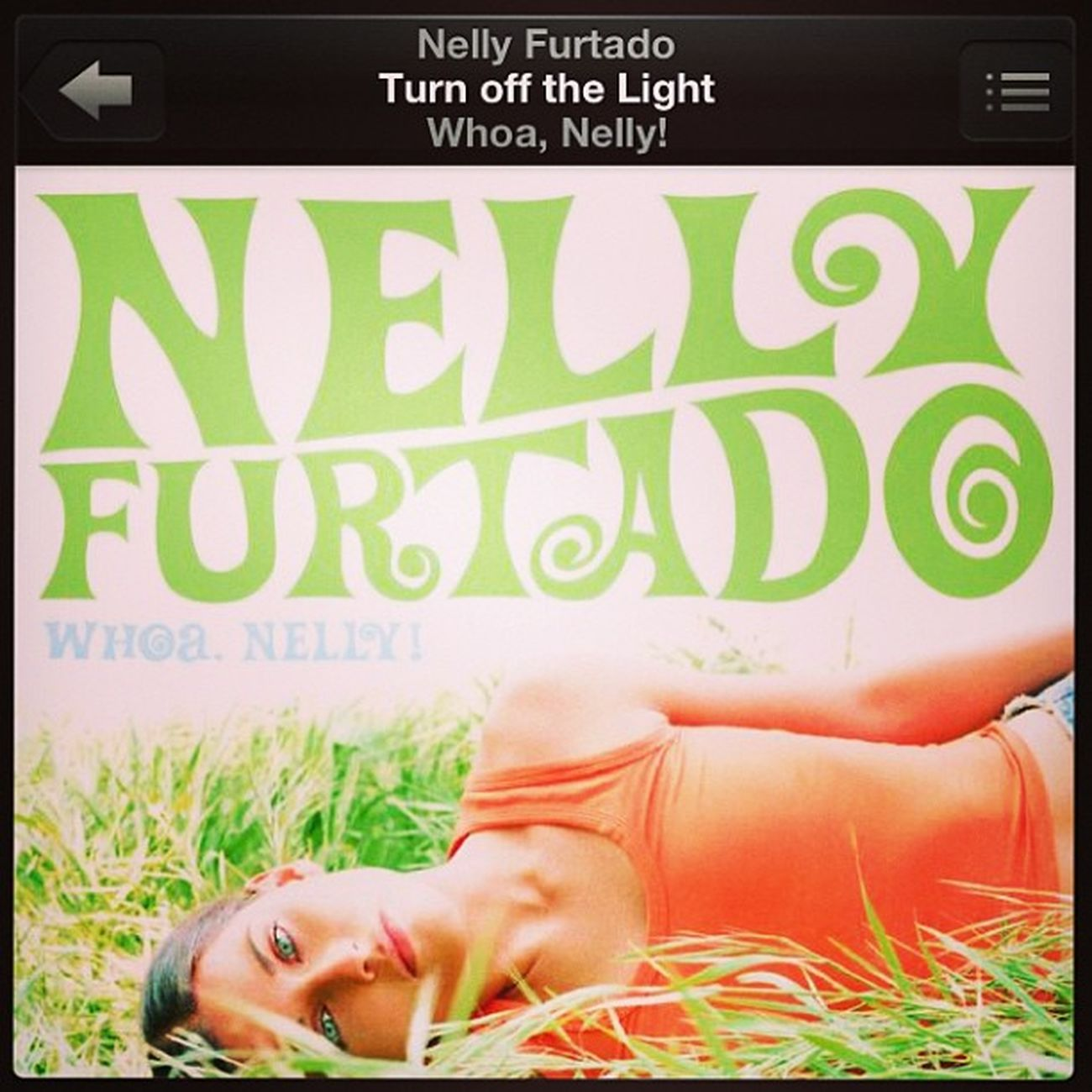Nellyfurtado Turnoffthelights Music