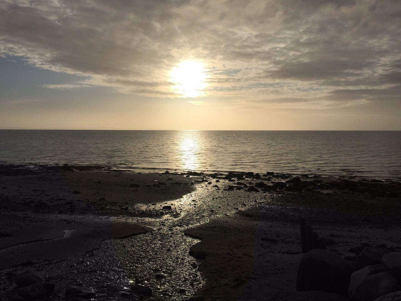 Drummore Scotland Water Sea Beach