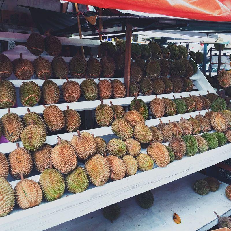 The King Of Fruits VSCO Vscocam Durian