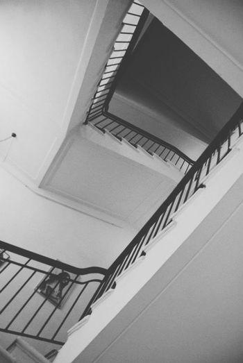 Blackwhite Valeriedesign Geometry Stairs