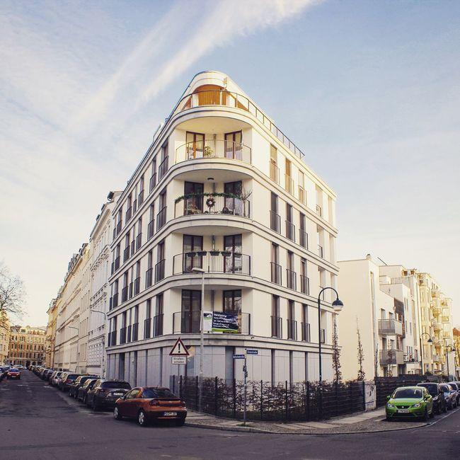Leipzig Architecture Saxony