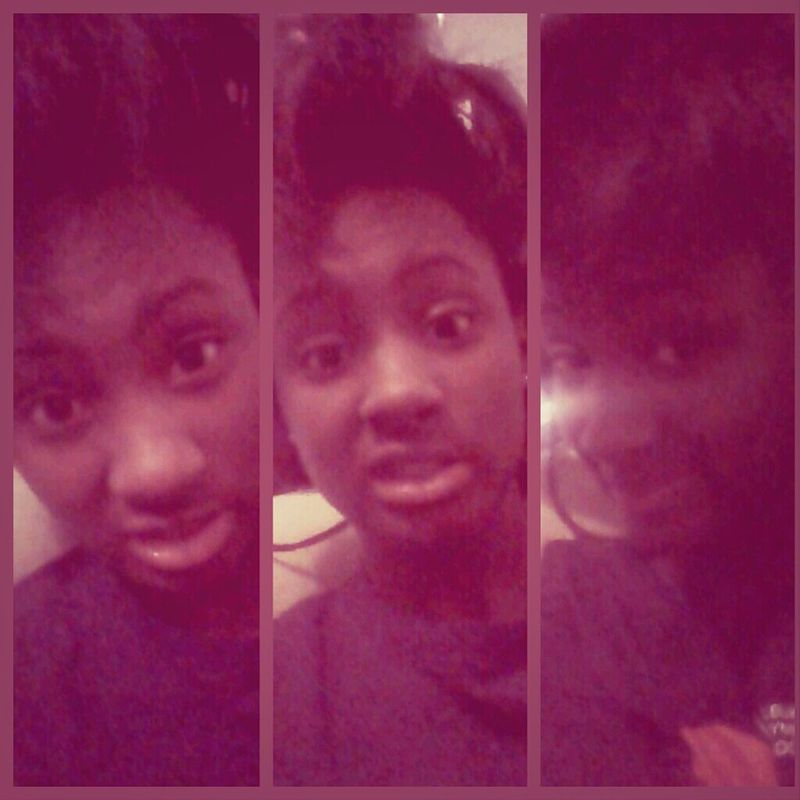 getting my hair done >_<