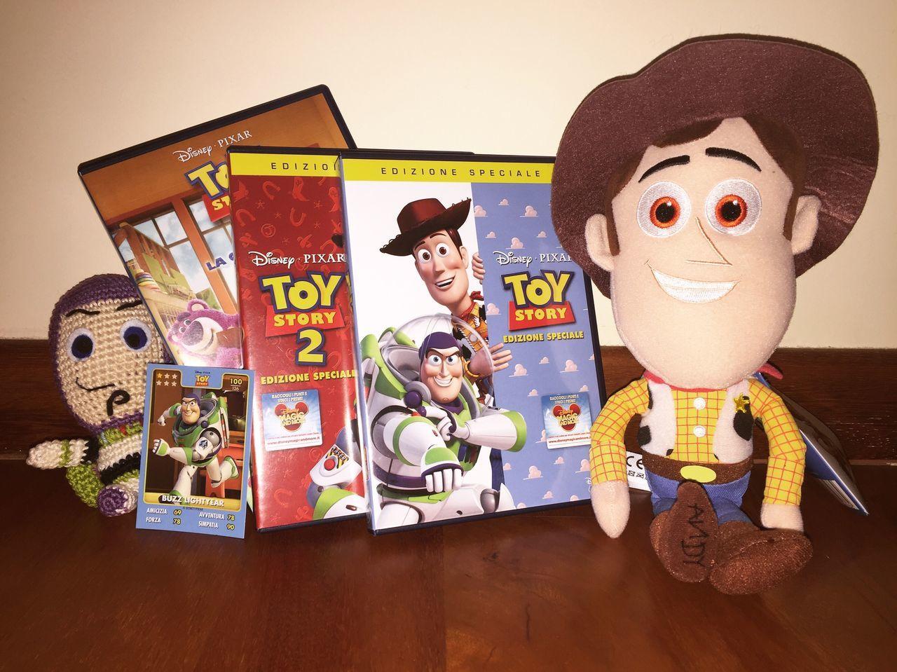 Childhood Home Interior Indoors  Babyhood Figurine  Friendship Collection Disney Woody Toystory Animation Children Baby 👶🏻