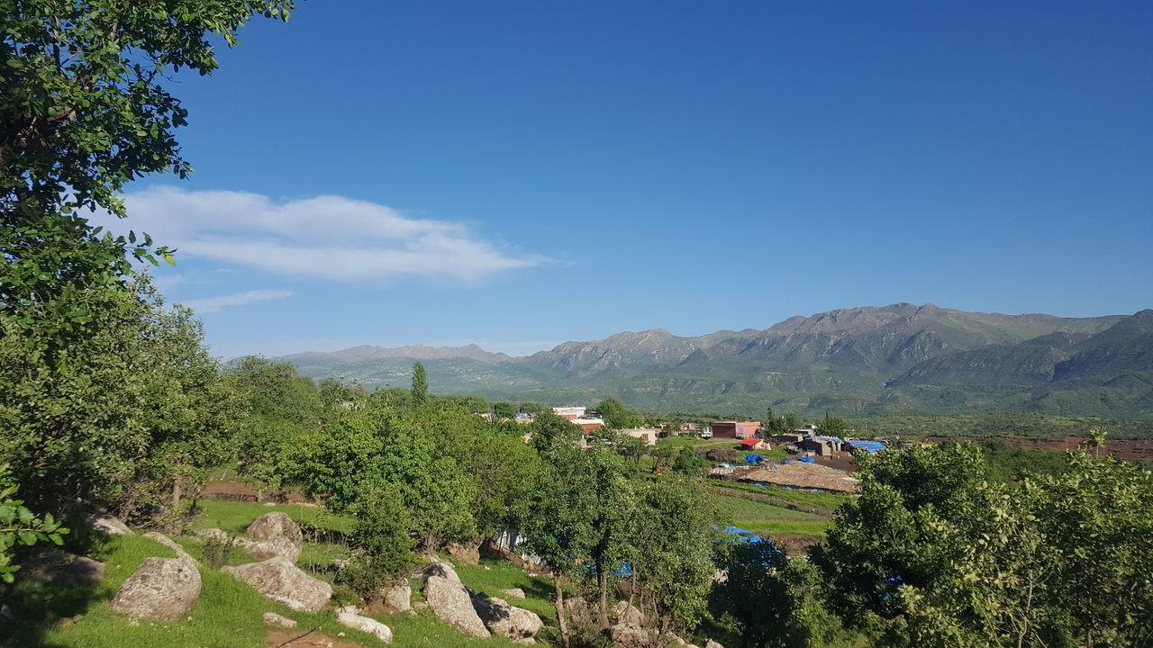 My Village Ashi Dohok Kurdistan Day Sky Nature Beauty In Nature Mountain Outdoors Cloud - Sky