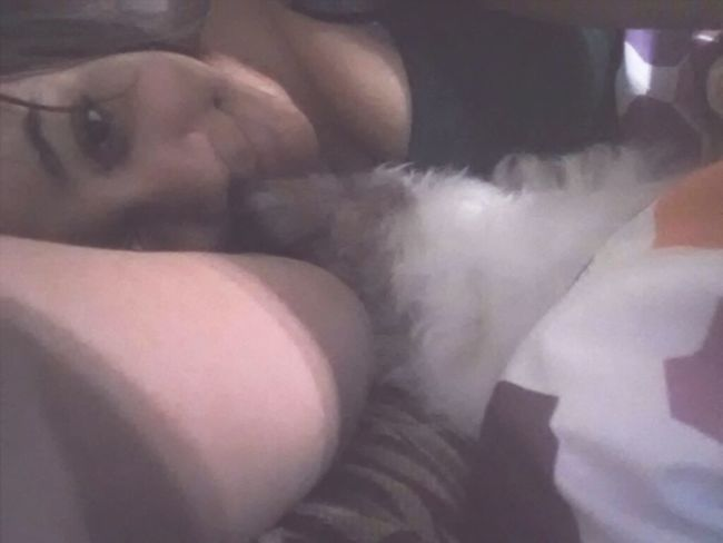 Lazy Day With My Baby