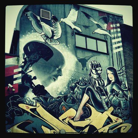 Grafitti Graffiti Art Street Streetart