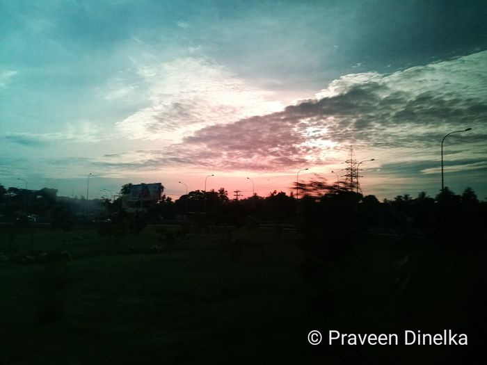 Some photos are great even without effects. Oo P9 Sky Dramatic Sky Cloud - Sky Beauty In Nature Nature