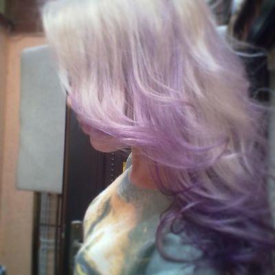 My hairs