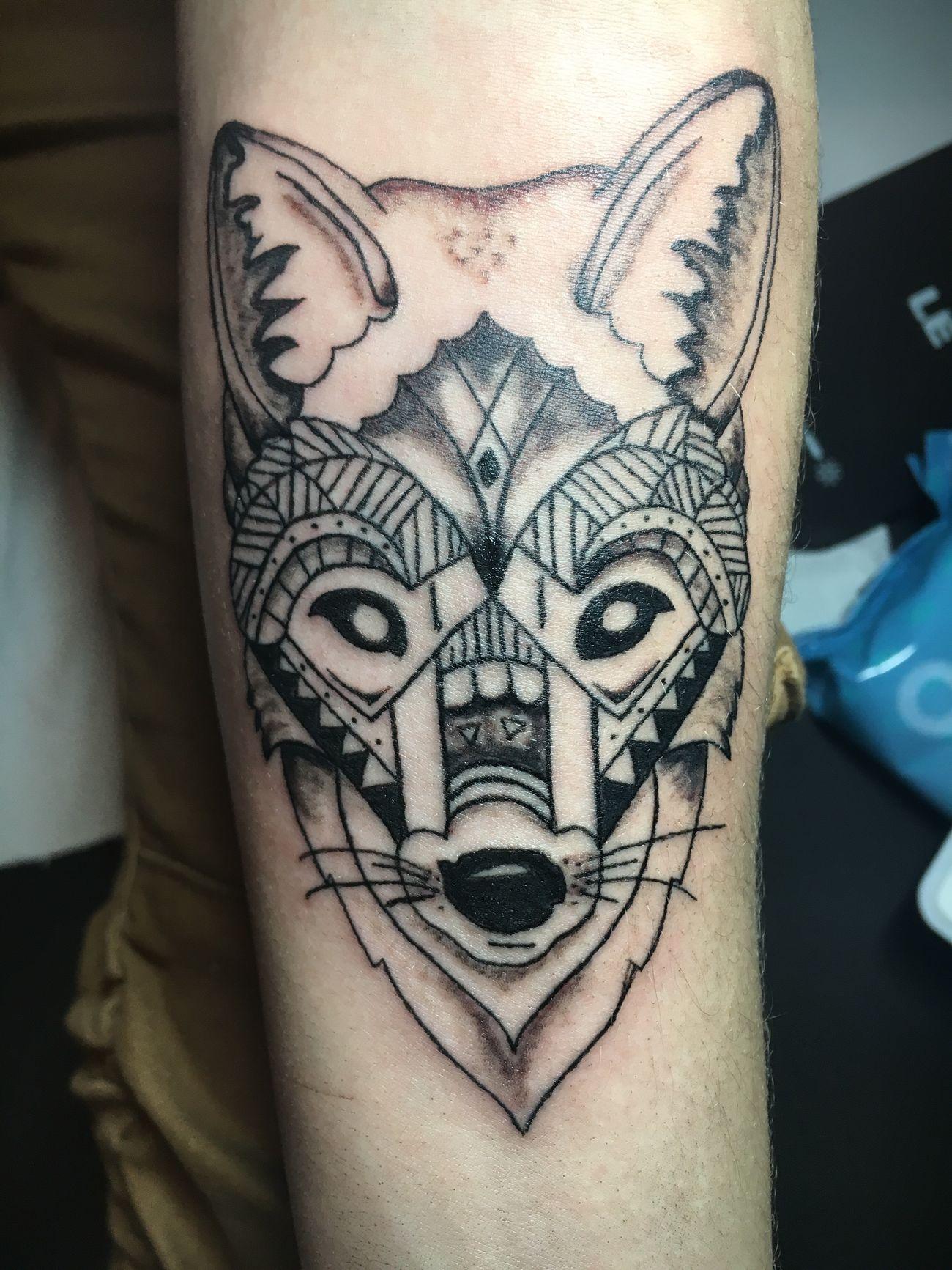 Tattoo Tattoos Tattooed Tattoo ❤ Renard Animal Themes