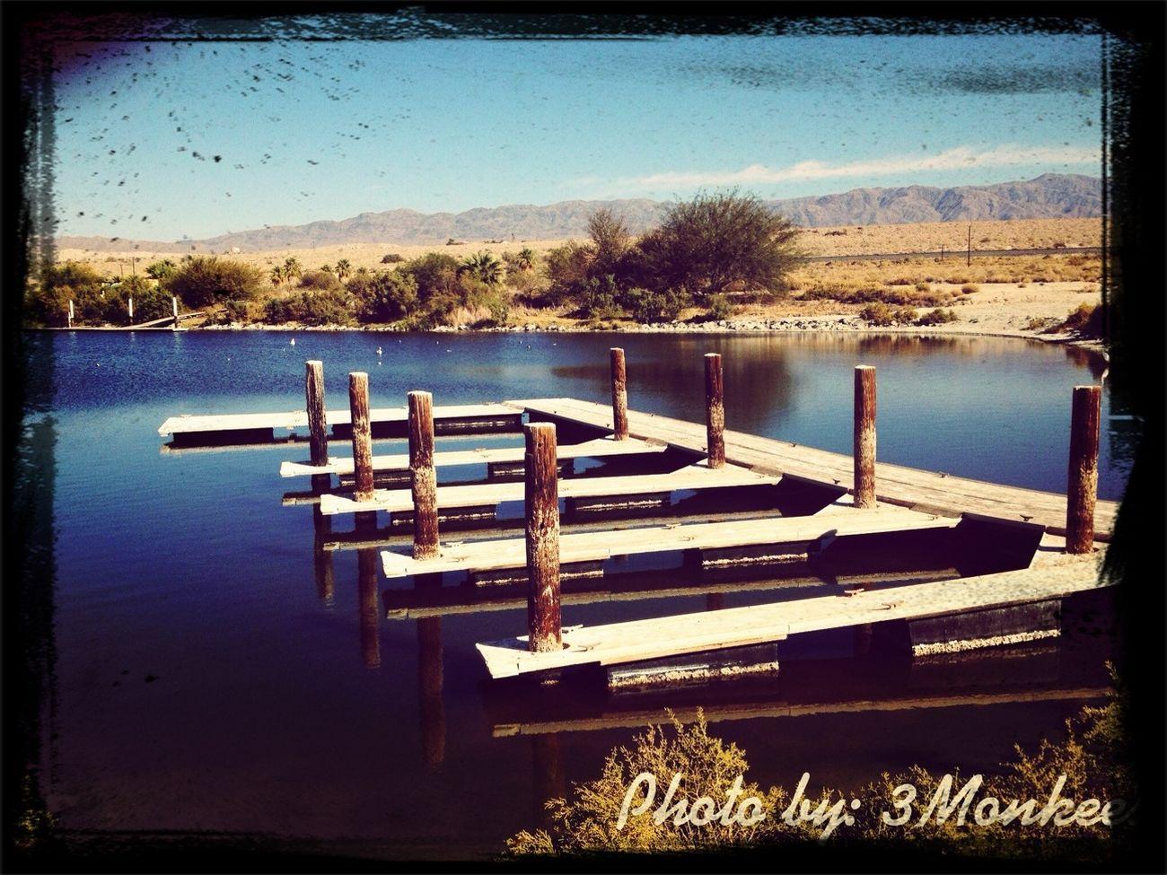 Boat Docking