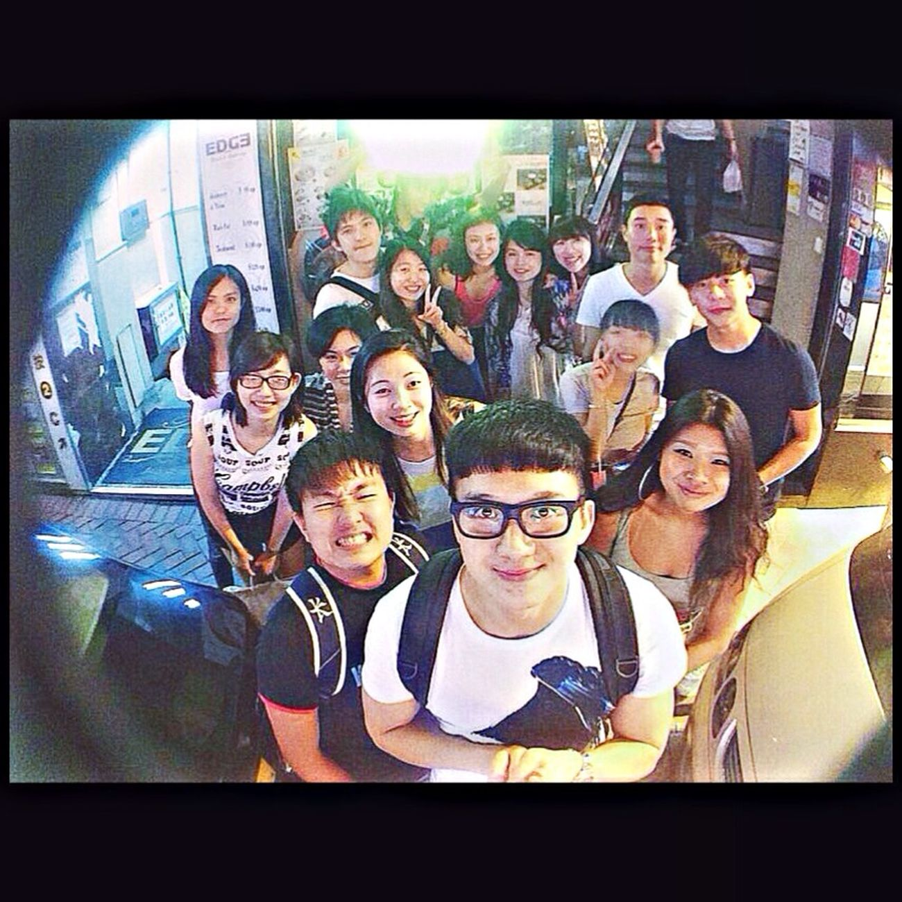 I love my friends❤️? Aeootd Hong Kong Friends ❤