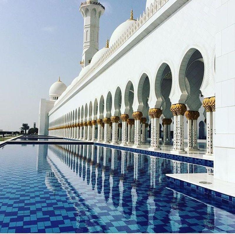 Grandmosque UAE Abudhabi
