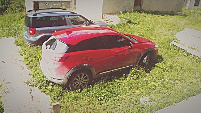 Mazda Cx-3 Skoda Yeti Off-Road Dirty Discover  Green Nature EyeEm