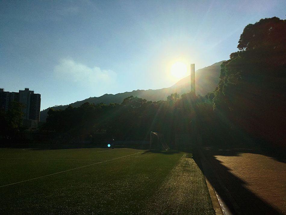 Hong Kong Football Court Football Tuenmun
