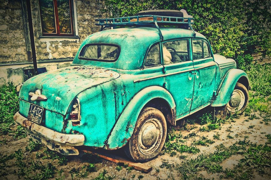 Abandoned Transportation Mode Of Transport Land Vehicle No People Day Stationary Outdoors Retro Styled Old-fashioned Close-up Design Photo Design 3XSP Russia Retro Car Retro Retro Style EyeEm Gallery 3XSPUnity Russia 3XSPUnity EyeEm 3XSPhotographyUnity EyeEmNewHere Streetphotography EyeEm