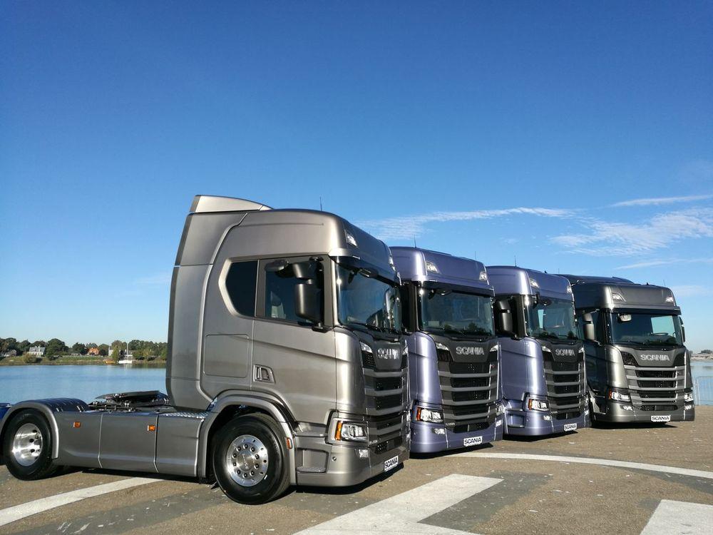 Scania Scaniagroup Nextgeneration Next Generation Riga