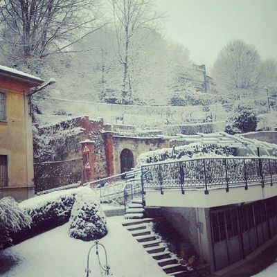 Winter Italy Too Cold
