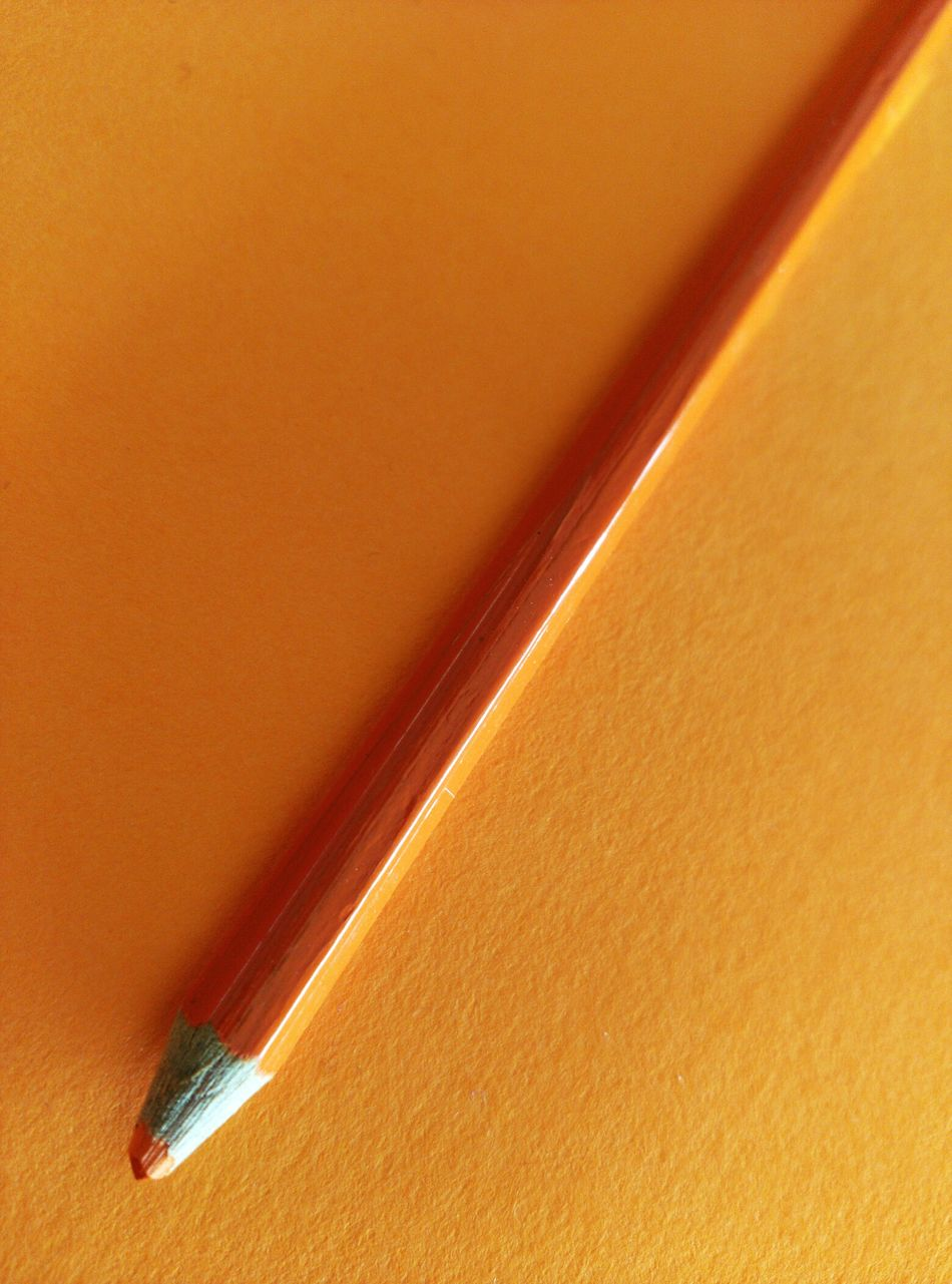 Beautiful stock photos of pencil, Day, Focus On Foreground, High Angle View, Indoors