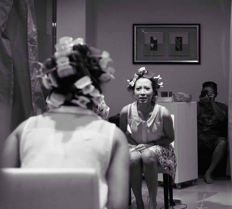 Black And White Finding The Next Vivian Maier Wedding Monochrome