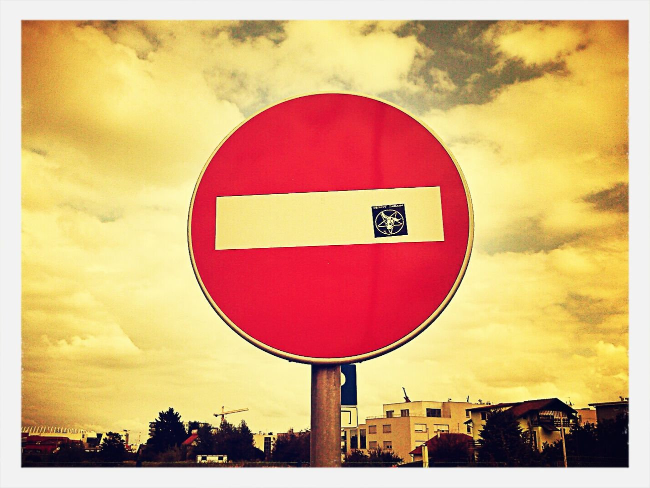 life is a journey Life *-* City Signs Clouds