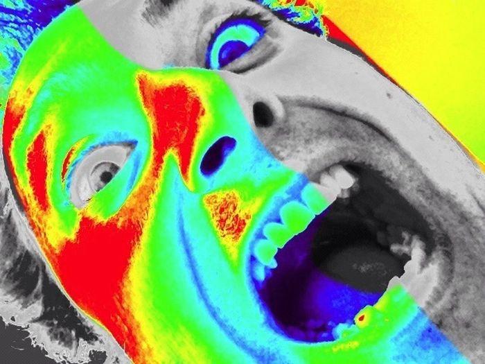 Selfportrait CutOut Lets Gaudi Loosing Our Head With Blah Blah Blah