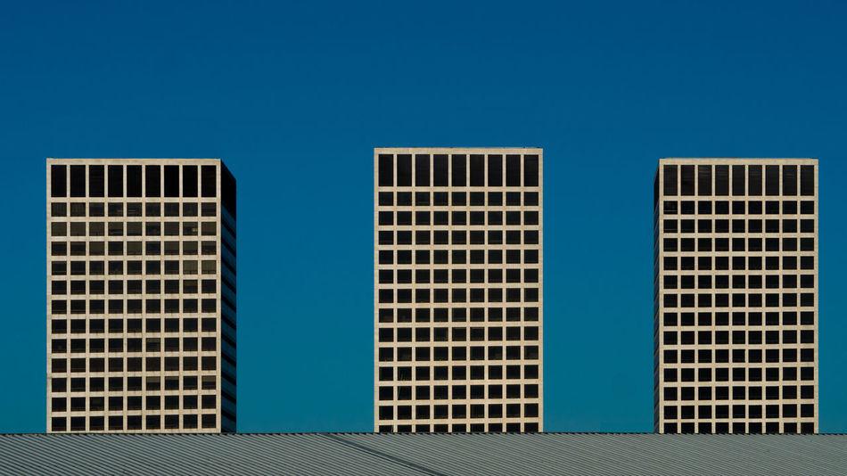 Rttdam[X] Rotterdam Architecture Building Exterior Buildings Built Structure Clear Sky Colorful Sky