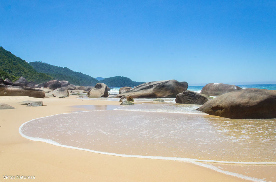 Beach Nature Blue Praia Agua Mar Paraty Trindade Fotodocumental Documentaryphotography Victornatureza Vitaonatureza