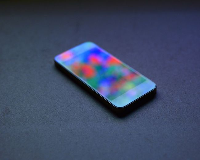 Blue Close-up Colorful Equipment Focus On Foreground Geometric Shape Man Made Object Mobile Phone Multi Colored No People Reflection Single Object