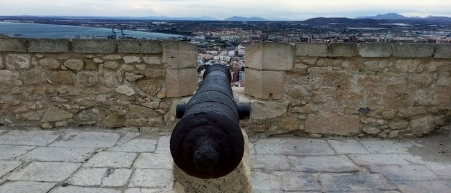 Hello World Photo Collection Cannons Castle Defense Silent Witness To History Castillo De Santa Bárbara