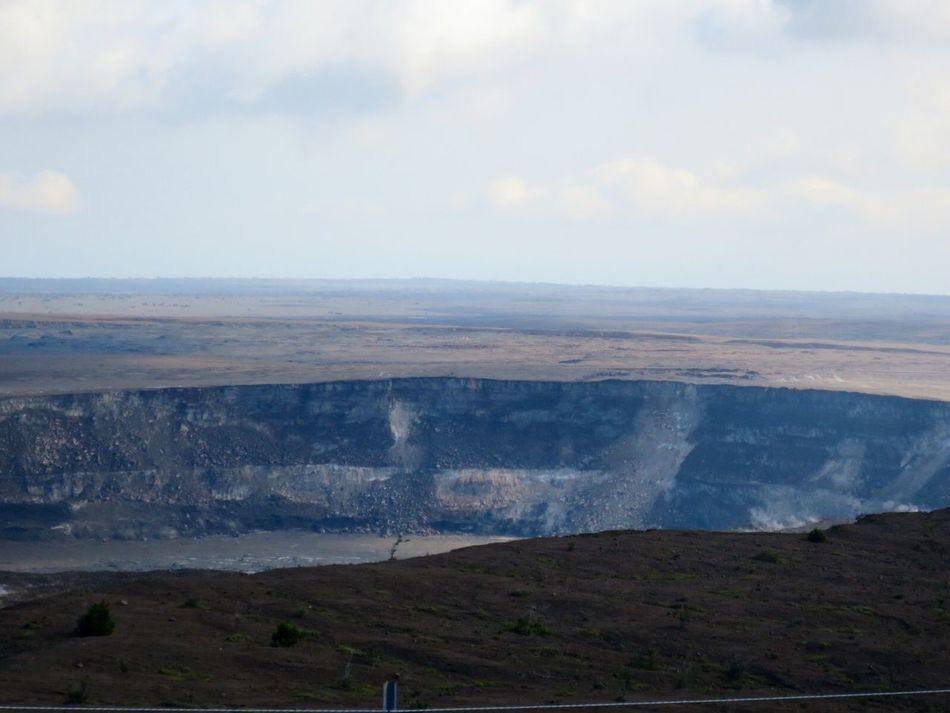 Volcanoes v Halemaumau Crater Kilauea Hawaii EyeEm Best Shots EyeEm Nature Lover Amazing View o