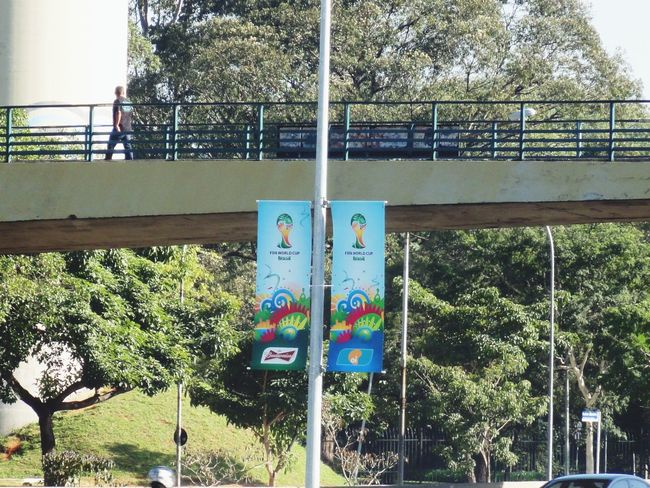 Ibirapuera 2 Pq. Ibirapuera Brazil 2014 World Cup Hanging Out Run