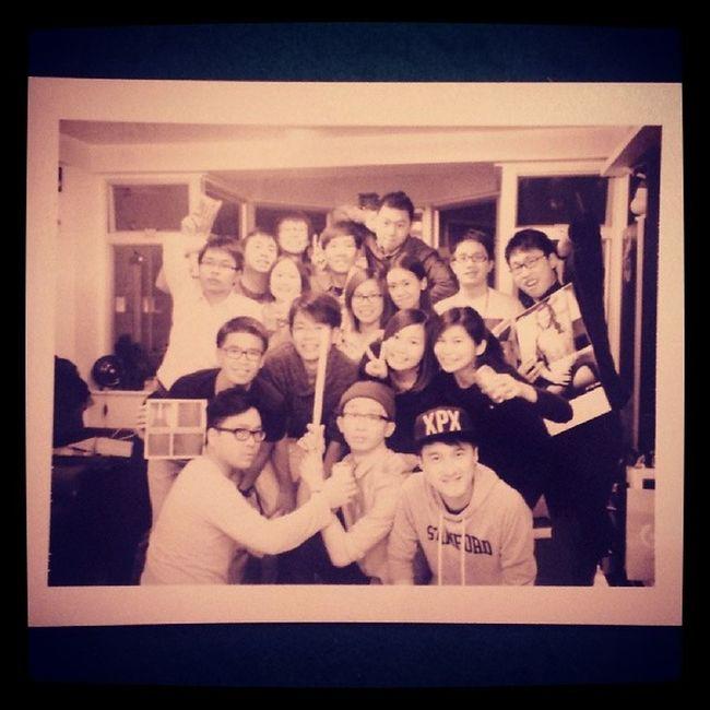 我哋一齊跨越1314!!! Friends Rexs_place Mimis_favourite