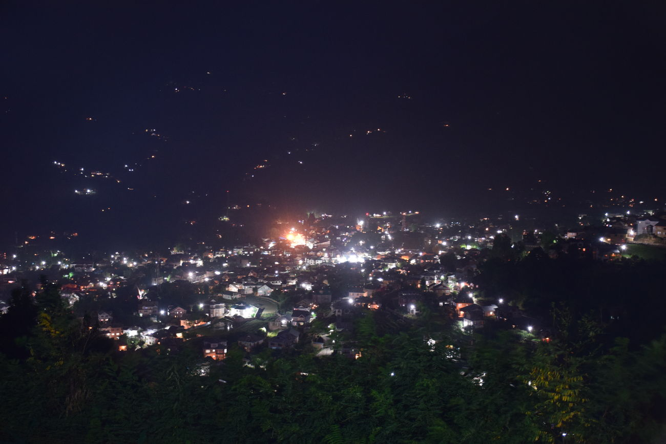 Cities At Night Mountains No Edits No Filters Light In The Darkness Bhaderwah Valley Check This Out Taking Pictures Perspectives Nature On Your Doorstep Bestoftheday BestofEyeEm Incredible_shot Natural Pattern EyeEmBestPics Incredibleindia Jammu And Kashmir Houses Awsome Originality Mycollection Helloworld Indian Effects Tripod At Its Finest