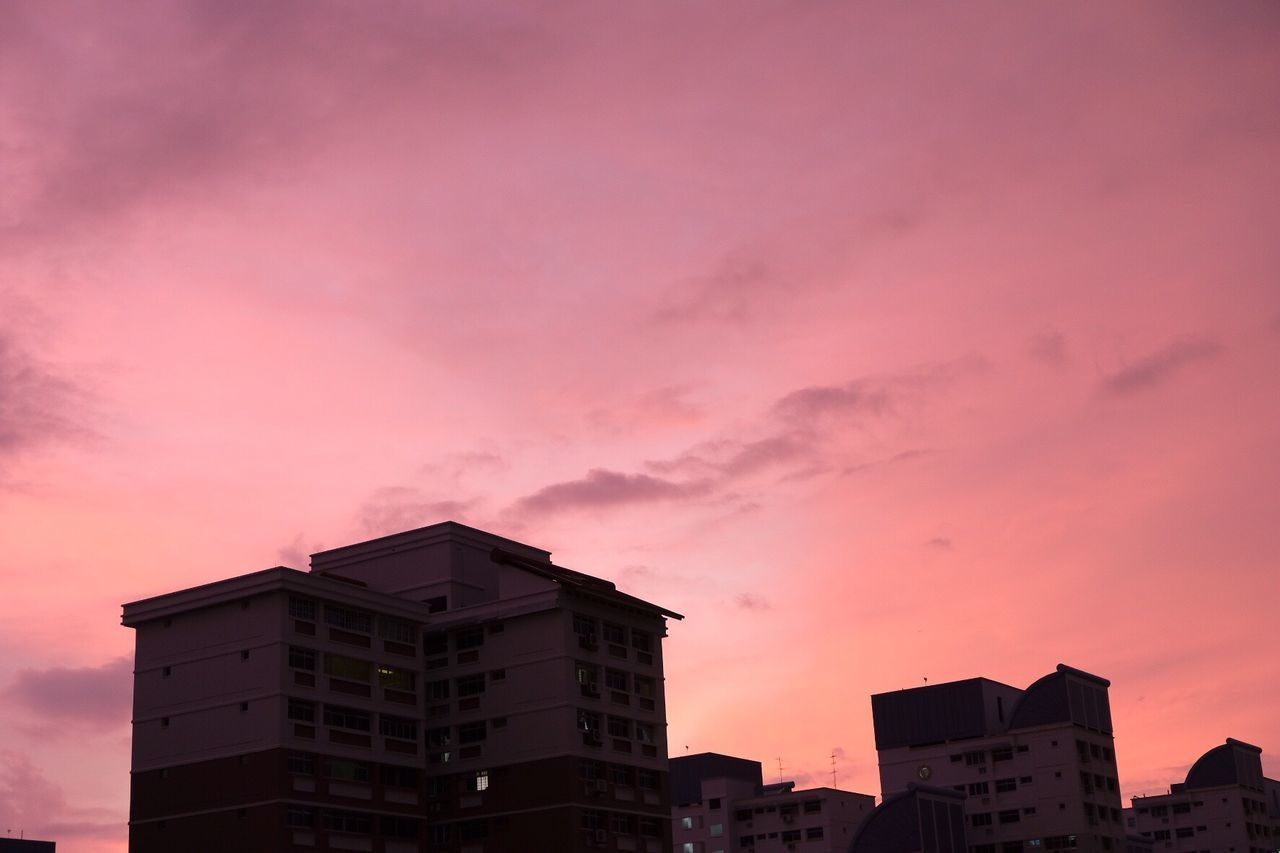 No Edit/no Filter Architecture Built Structure City Sunset Cloud - Sky No People Sky Outdoors Beauty In Nature Cityscape Nature Day Eyeem Singapore EyeEm Gallery