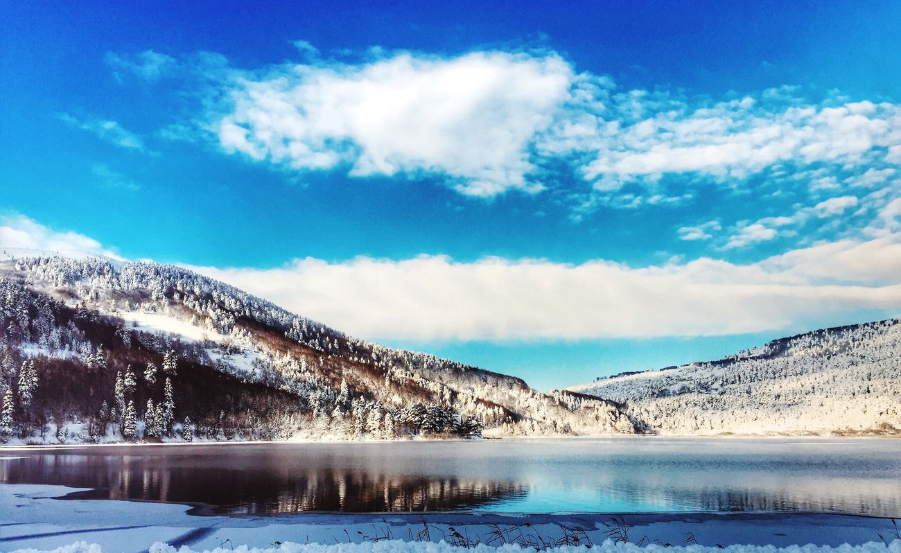 Winter Bolu Golcuk No People Nature First Eyeem Photo