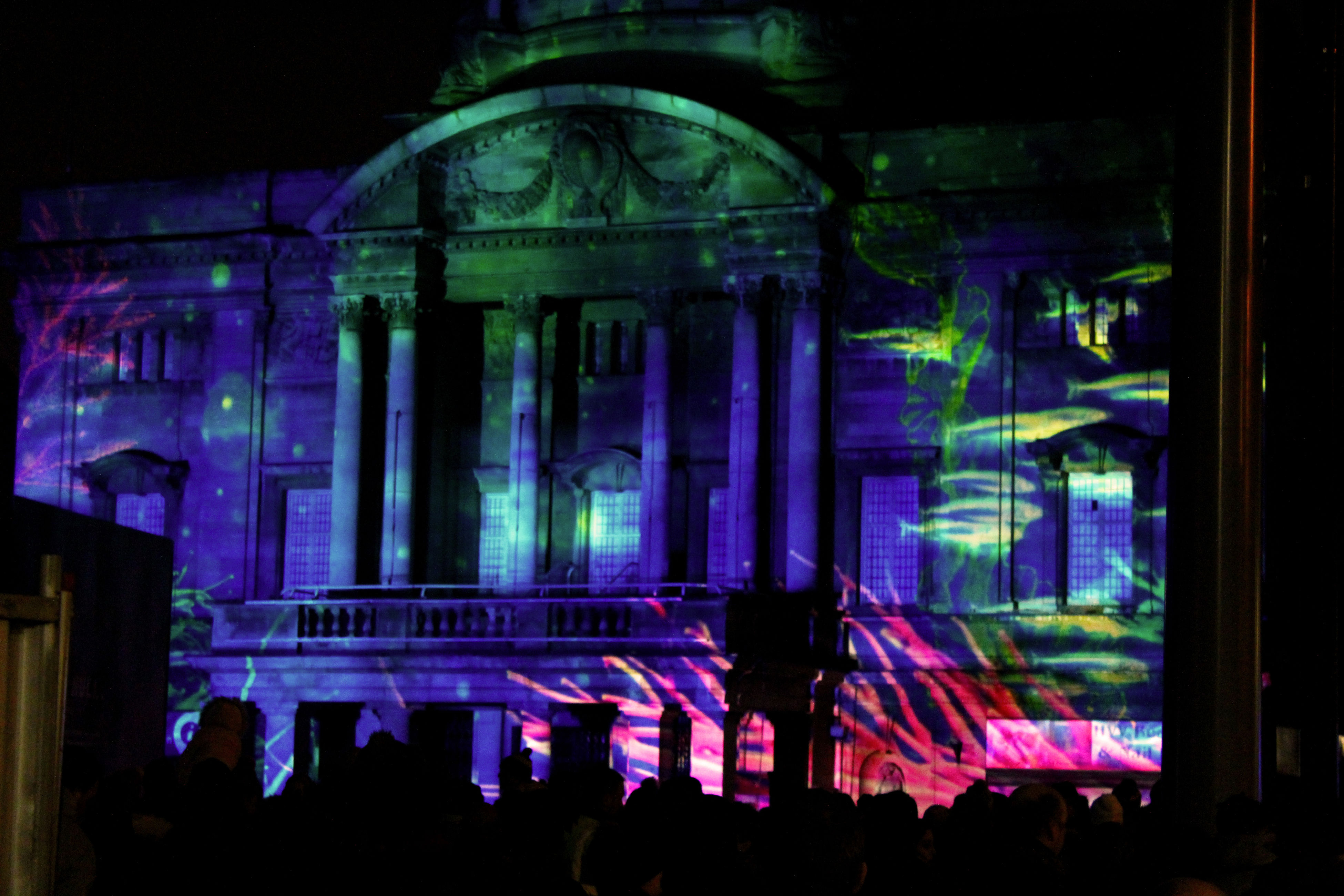 music, night, indoors, arts culture and entertainment, illuminated, architecture, no people