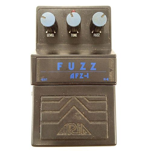 I am a Fuzz geek! This is a 80's Fuzz from Aria. Vintage Rare Fuzzpedal Rock blues guitar blueslicks vintageandrare geartalk pornfortheears