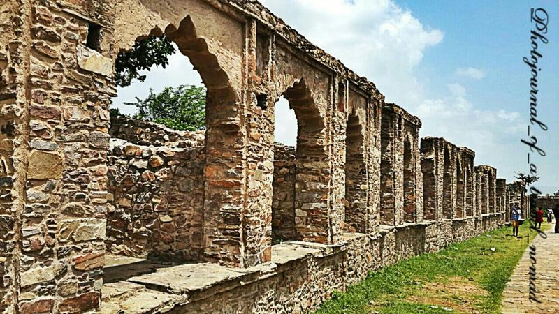 Even ruins speak their own stories ... Travelingwithfriends Travelphotography Shutterbug_travels EyeEmBestPics Eyeem4photography EyeEm Best Shots - Architecture Historical Monuments Indian_heritage Igramming_india India_clicks