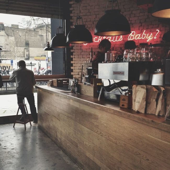 Independent Coffee Culture Great Interiors