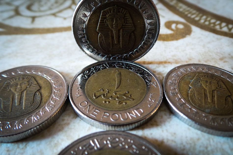 Beautiful stock photos of money, Close-Up, Coin, Finance, Group Of Objects