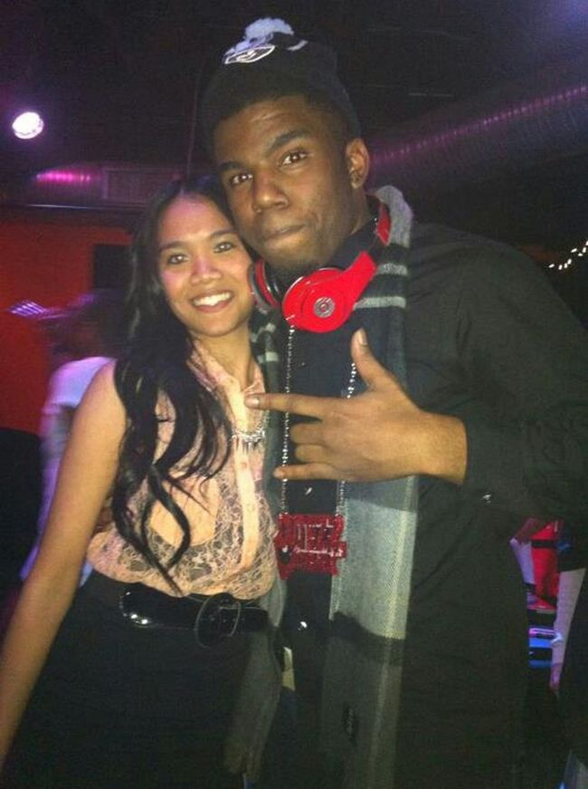 Me N Cortez On His Bday