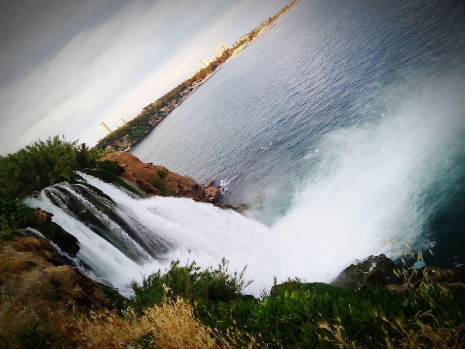 Antalya♥ Düdenpark Düden Şelalesi