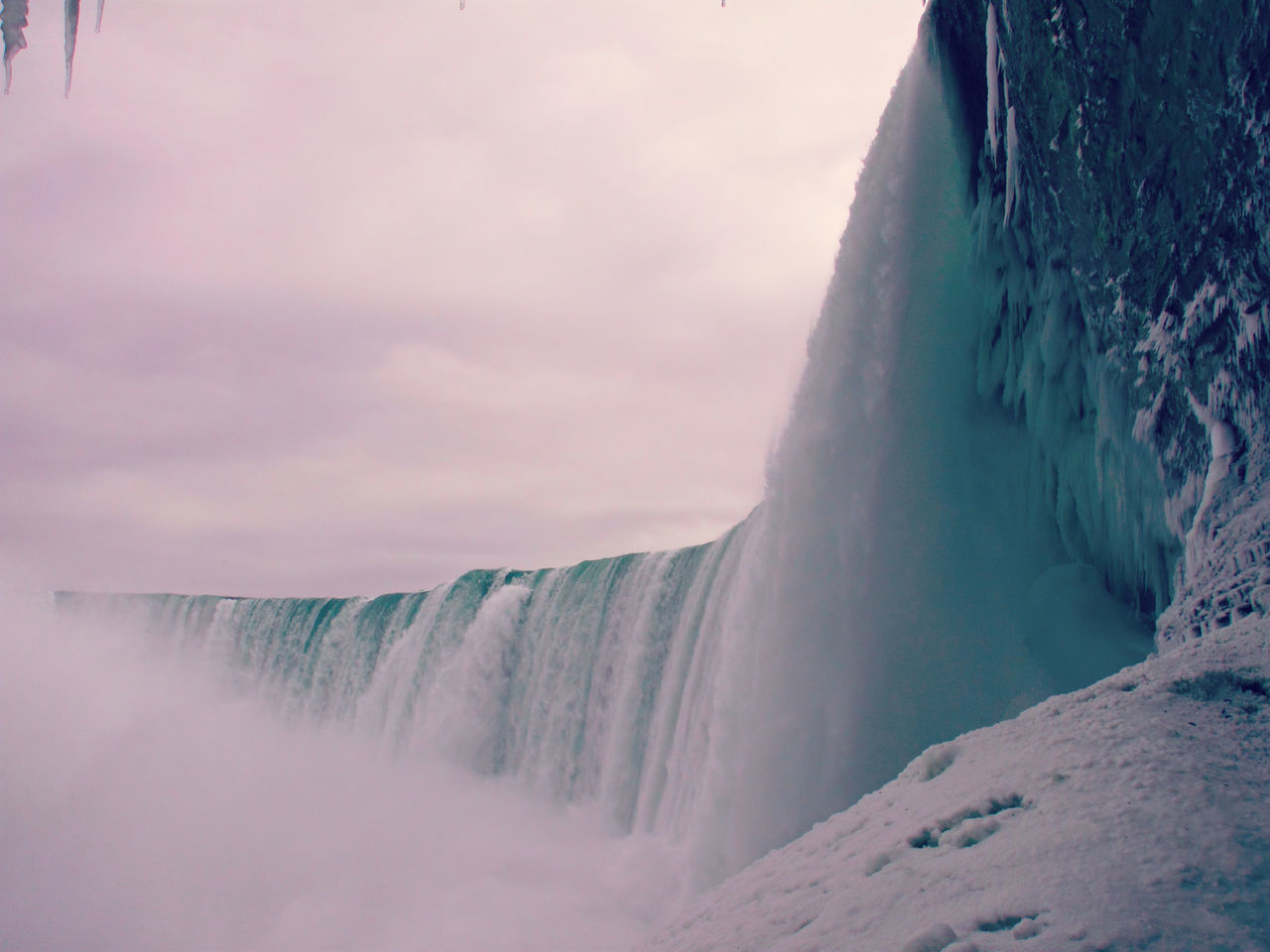Beautifoul Photo Nature Niagara Falls Travel Destinations Water Waterfall Winter WOW The Great Outdoors - 2016 EyeEm Awards My Year My View Travel Photography EyeEm Gallery Turist Palaces To See
