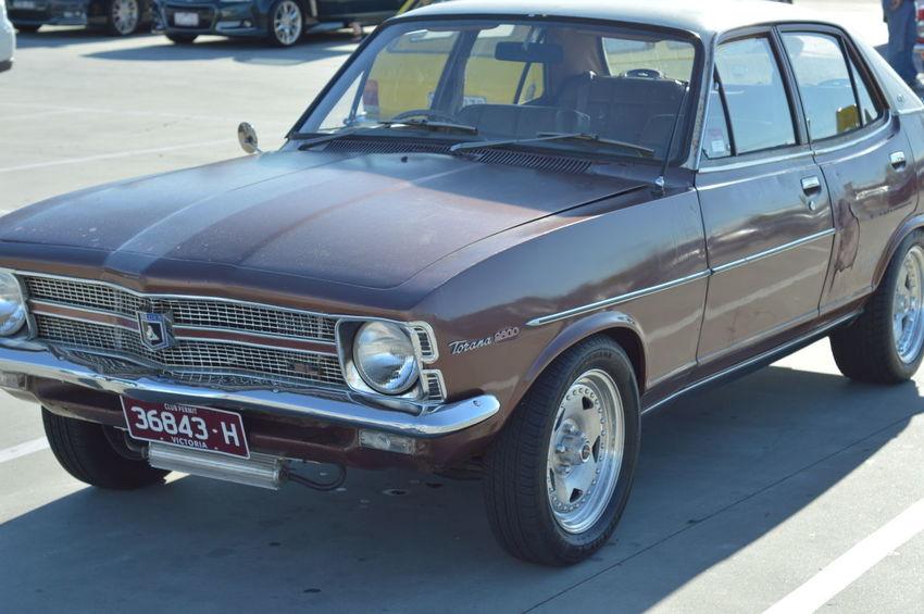 Aussie Aussiemuscle Beauty Redefined Custom Torana V8
